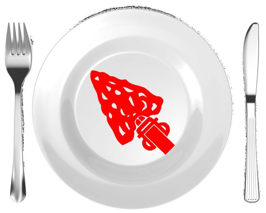lodge banquet graphic